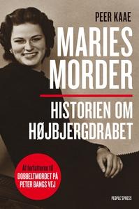 Maries morder (e-bog) af Peer Kaae