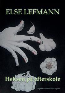 Heksen på efterskole (e-bog) af Else