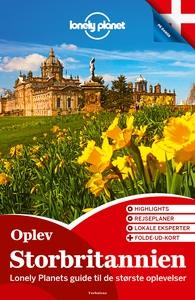 Oplev Storbritanien (e-bog) af Lonely