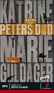 Peters død (lydbog) af Katrine Marie