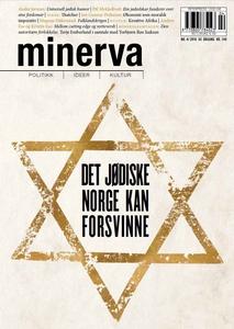 Det jødiske Norge kan forsvinne (Minerva 4/20