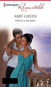 Følelsen av kjærlighet (ebok) av Abby Green