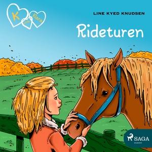 K for Klara 12 - Rideturen (lydbok) av Line K