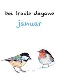 Dei travle dagane - januar