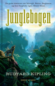 Junglebogen (e-bog) af Rudyard Kiplin