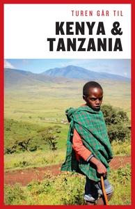Turen går til Kenya & Tanzania (e-bog