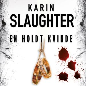En holdt kvinde (lydbog) af Karin Sla