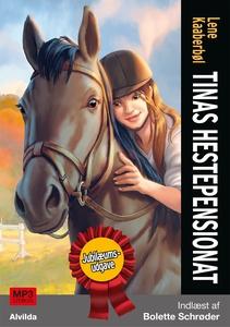 Tinas hestepensionat (lydbog) af Lene