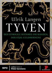 Tyven (lydbog) af Ulrik Langen