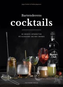 Bartenderens cocktails (e-bog) af Jep