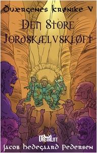 Den Store Jordskælvskløft (e-bog) af Jacob Hedegaard Pedersen