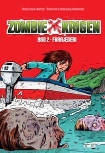 Zombie-krigen 2: Forræderi (e-bog) af