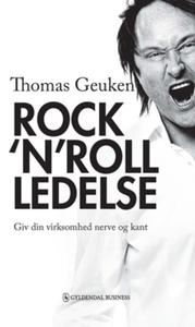 Rock'n'roll ledelse (e-bog) af Thomas