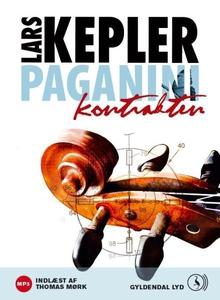 Paganinikontrakten (lydbog) af Lars K