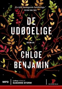 De udødelige (lydbog) af Chloe Benjam