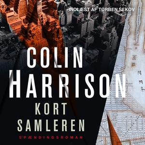 Kortsamleren (lydbog) af Colin Harris
