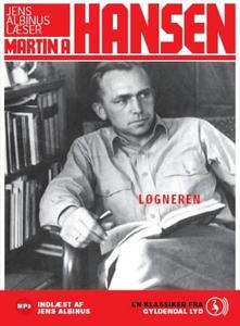 Løgneren (lydbog) af Martin A. Hansen