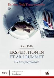 Ekspeditionen (lydbog) af Scott Kelly