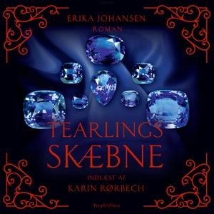 Tearlings skæbne (lydbog) af Erika Jo