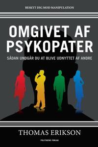 Omgivet af psykopater (e-bog) af Thom
