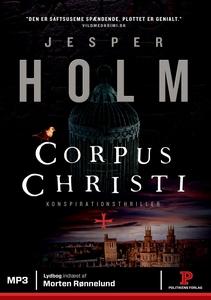 Corpus Christi (lydbog) af Jesper Hol