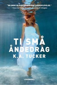 Ti små åndedrag (lydbog) af K.A. Tuck
