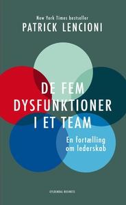 De fem dysfunktioner i et team (e-bog