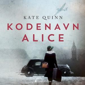 Kodenavn Alice (lydbog) af Kate Quinn
