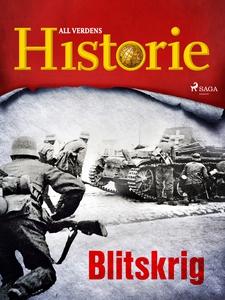 Blitskrig (ebok) av All verdens historie .
