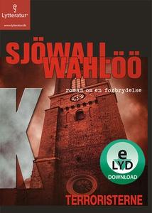 Terroristerne (lydbog) af Maj Sjöwall