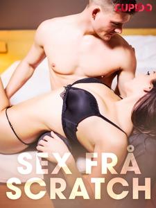 Sex frå scratch (ebok) av Cupido noveller