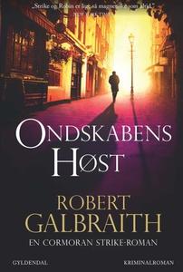 Ondskabens høst (lydbog) af Robert Galbraith