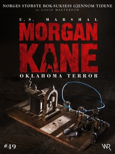 Morgan Kane 49: Oklahoma Terror (ebok) av Lou