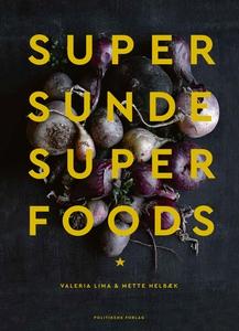 Supersunde superfoods (e-bog) af Mett
