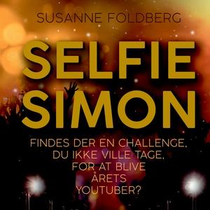Selfie-Simon (lydbog) af Susanne Fold