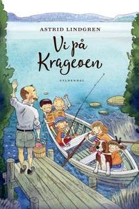 Vi på Krageøen (lydbog) af Astrid Lin