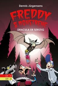 Freddy & monstrene #3: Dracula er tør
