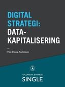 10 digitale strategier - Datakapitalisering