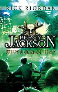 Percy Jackson 2 – Uhyrernes hav (lydb