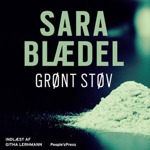 Grønt støv (lydbog) af Sara Blædel