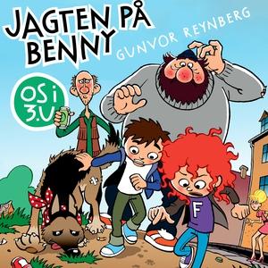 Jagten på Benny (lydbog) af Gunvor Re