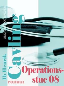 Operationsstue 08 (e-bog) af Ib Henri