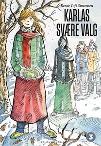 Karlas svære valg (e-bog) af Renée Toft Simonsen