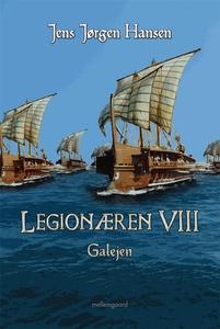 Legionæren VIII – Galejen (e-bog) af