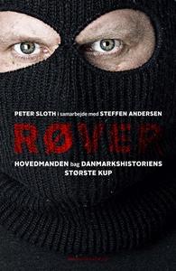 Røver (e-bog) af Peter Sloth, Steffen