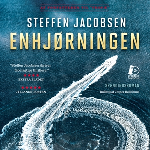 Enhjørningen (lydbog) af Steffen Jaco