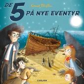 De 5 på nye eventyr
