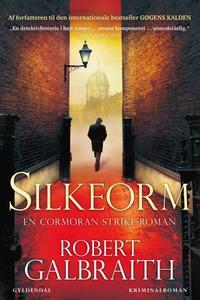 Silkeorm (lydbog) af Robert Galbraith