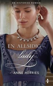 En allsidig lady (ebok) av Herries Anne