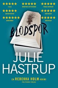 Blodspor (e-bog) af Julie Hastrup